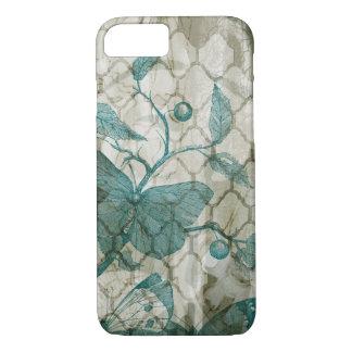 Arabesque Butterflies V iPhone 7 Case