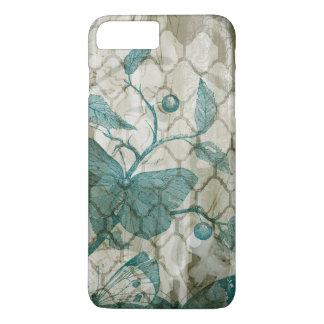 Arabesque Butterflies V iPhone 7 Plus Case