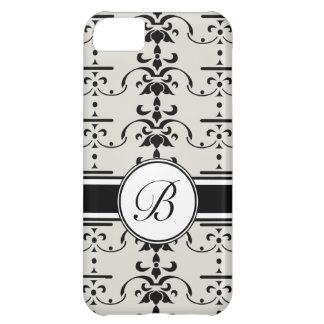 Arabesque Customizable Cover For iPhone 5C