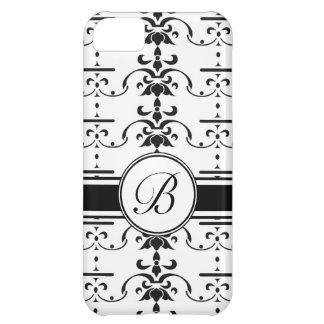 Arabesque Customizable iPhone 5C Case