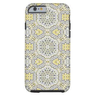 Arabesque pattern tough iPhone 6 case