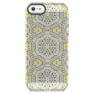 Arabesque pattern uncommon clearly™ deflector iPhone 5 case