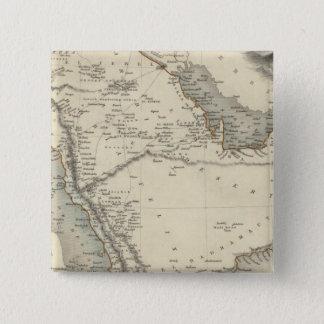 Arabia 15 Cm Square Badge