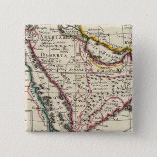 Arabia 3 15 cm square badge