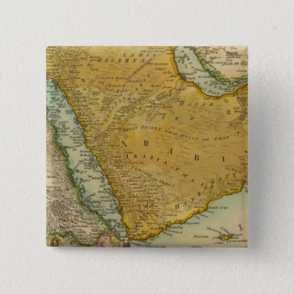 Arabia 4 15 cm square badge