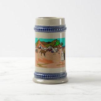 Arabia Beer Steins