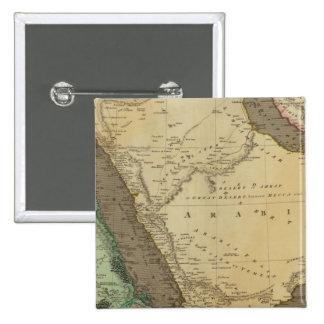 Arabia, Egypt, Nubia 15 Cm Square Badge