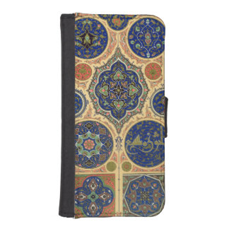 Arabian Decoration, plate XXVII from 'Polychrome O iPhone SE/5/5s Wallet Case