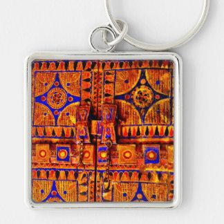 Arabian Door Key Ring