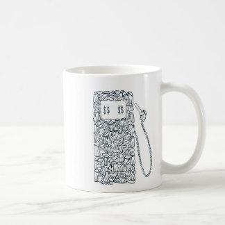 Arabian Gas Pump Coffee Mug