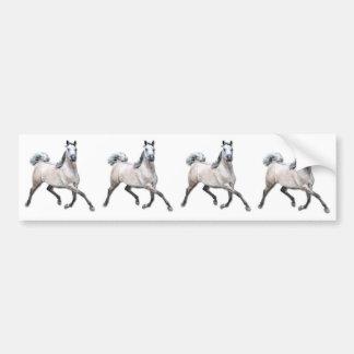 Arabian Horse - Alia Bumper Sticker