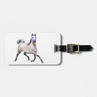 Arabian Horse - Alia Luggage Tag