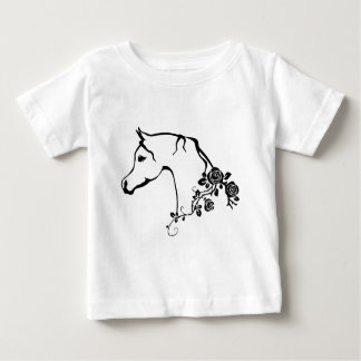 Arabian horse baby T-Shirt