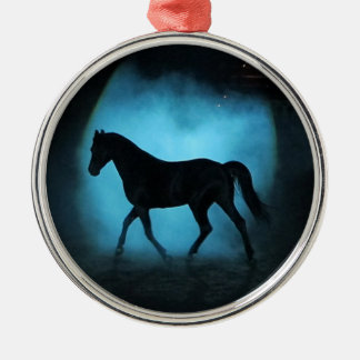 arabian horse christmas ornament