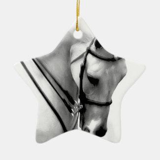 Arabian Horse Christmas Ornament