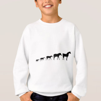 Arabian Horse Evolution Sweatshirt