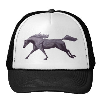 Arabian Horse Galloping Hat