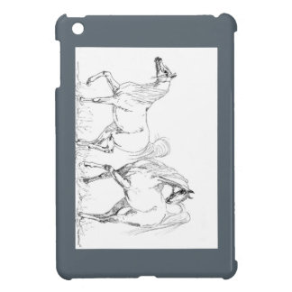 Arabian Horse Hard shell iPad Mini Case