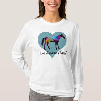 Arabian Horse Hoody - I Love Arabian Horses