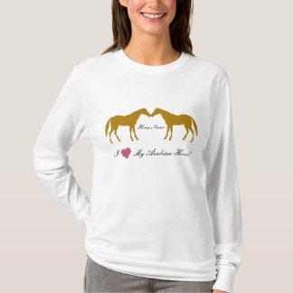 Arabian Horse Hoody - I Love My Arabian Horse
