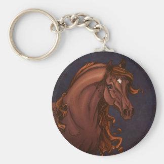 Arabian Horse Keychain