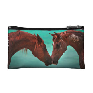 Arabian Horse Love Cosmetic Bag