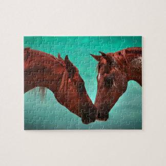 Arabian Horse Love Puzzle