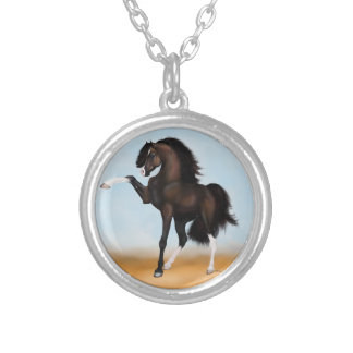Arabian Horse Passion Brown Jewelry
