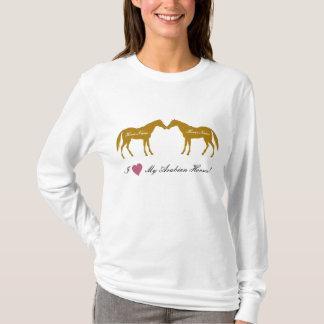 Arabian Horses Hoody - I Love My Arabian Horses