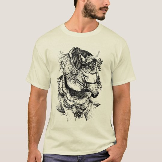 Arabian in Costume T-Shirt