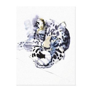 Arabian Leopard 2008  2 Canvas Print