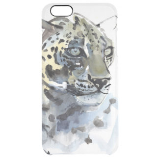 Arabian Leopard 2008  4 Clear iPhone 6 Plus Case