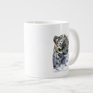 Arabian Leopard 2008  4 Large Coffee Mug
