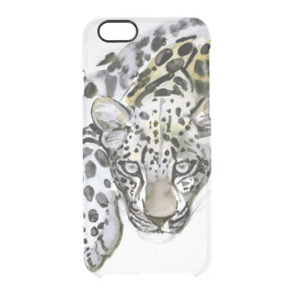Arabian Leopard 2008  6 Clear iPhone 6/6S Case