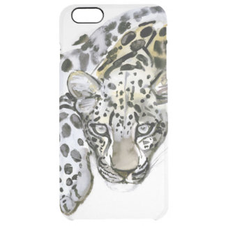 Arabian Leopard 2008  6 Clear iPhone 6 Plus Case