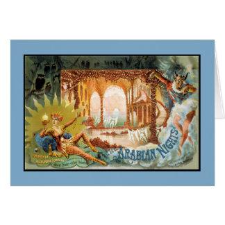Arabian Nights Card