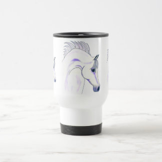 Arabian Nights Equestrian Travel Mug
