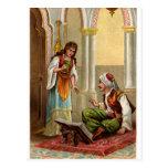 arabian nights post card