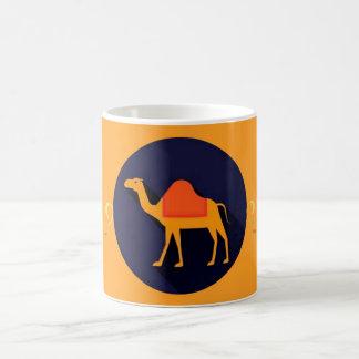 Arabian Sahara Camel Mug