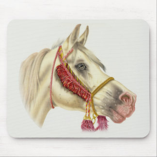 Arabian Stallion Mouse Pad