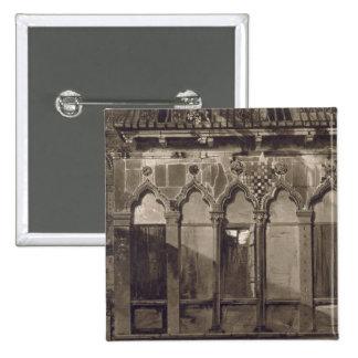 Arabian Windows, In Campo Santa Maria Mater Domini 15 Cm Square Badge