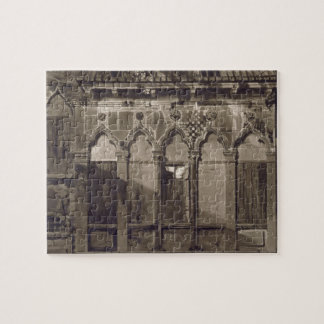 Arabian Windows, In Campo Santa Maria Mater Domini Jigsaw Puzzle
