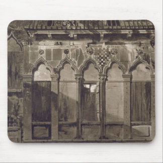 Arabian Windows, In Campo Santa Maria Mater Domini Mouse Mat