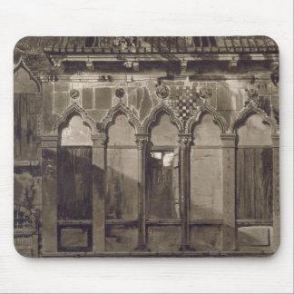 Arabian Windows, In Campo Santa Maria Mater Domini Mouse Pad