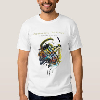 Arabic and islamic art tshirt