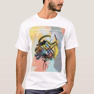 Arabic and islamic art tshirt