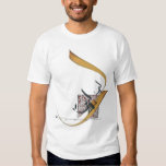 Arabic calligraphy style 2 shirts