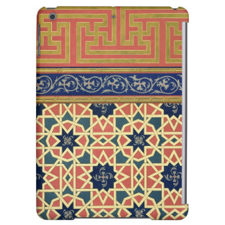 Arabic decorative designs (colour litho)