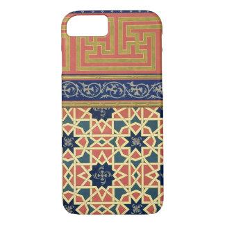 Arabic decorative designs (colour litho) iPhone 8/7 case