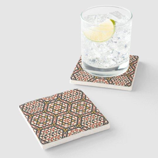 Arabic Design #12 at Emporio Moffa Stone Coaster
